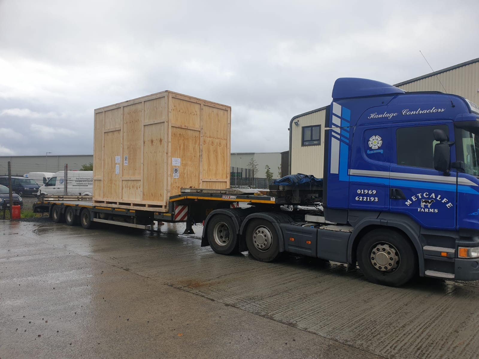 timber packaging solutions - R.West & Son - about us