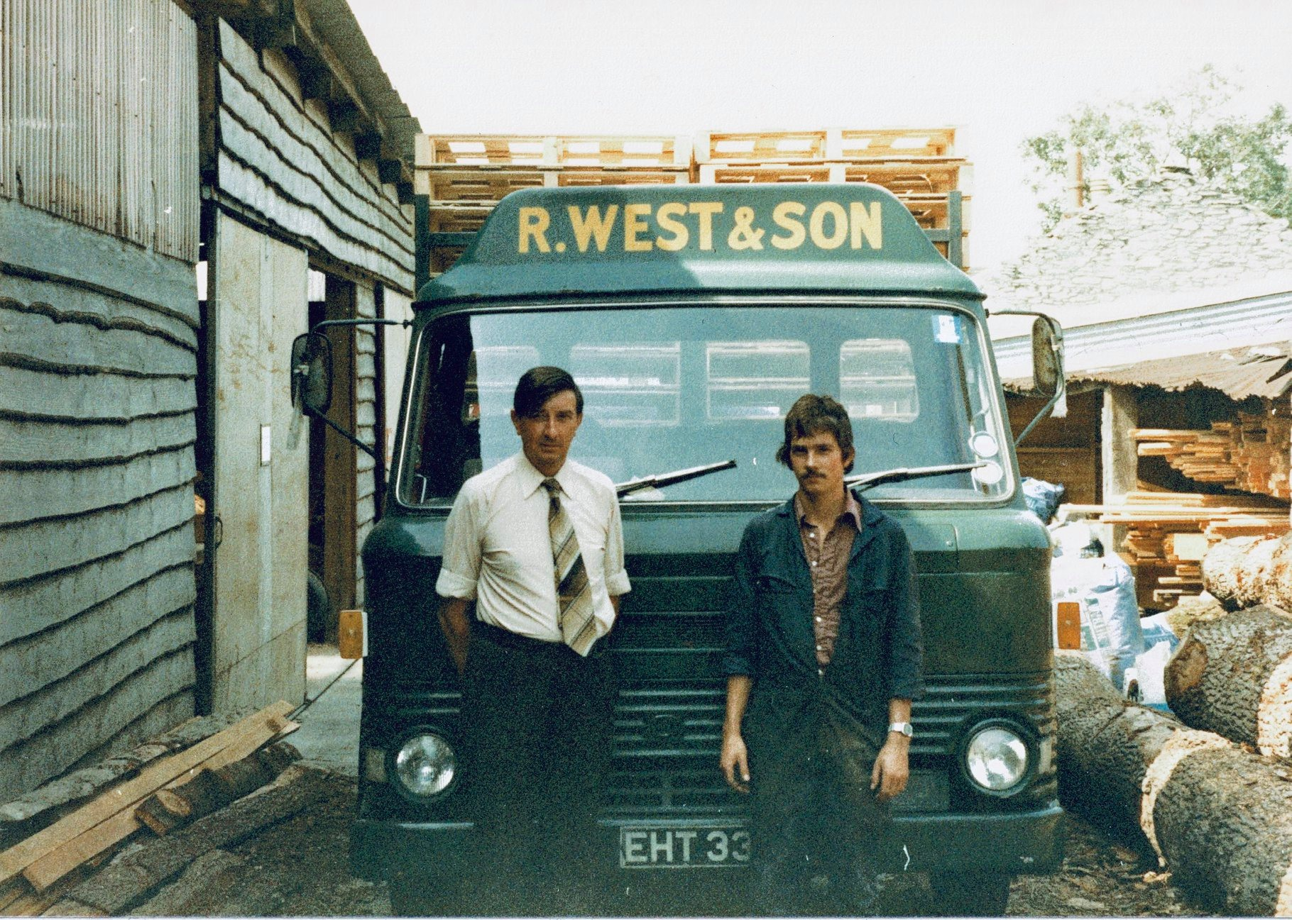 about us - who we are - R.West & Son