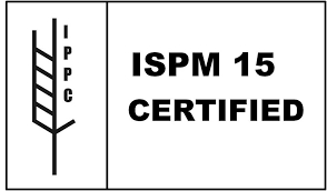 ISPM 15 Certified - R West Packaging Solutions